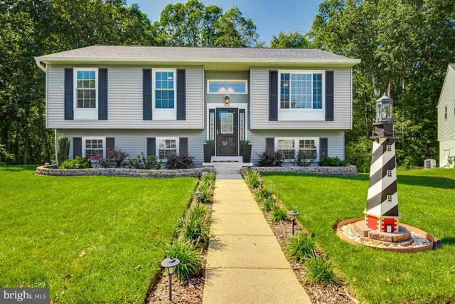 413 Quiet Woods Court, PASADENA, MD 21122 (#MDAA448082) :: Pearson Smith Realty