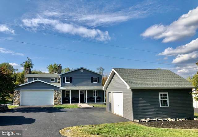 59 Steelman Marker Road, FAIRFIELD, PA 17320 (#PAAD113400) :: The Craig Hartranft Team, Berkshire Hathaway Homesale Realty