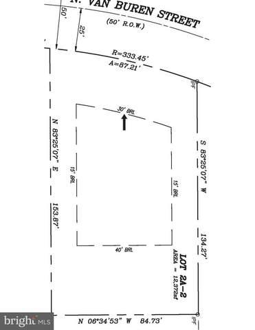 323-N Van Buren Street, FALLS CHURCH, VA 22046 (#VAFA111620) :: ExecuHome Realty