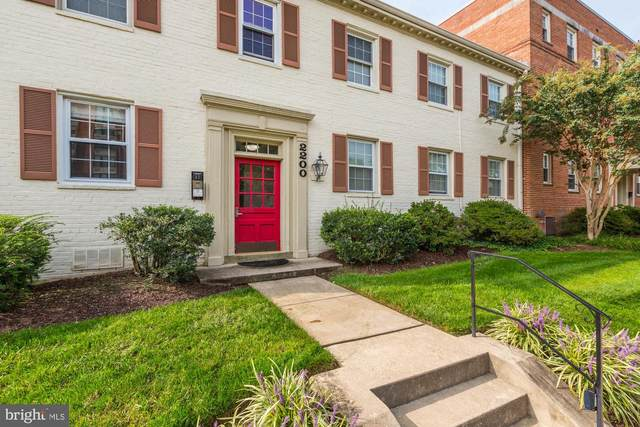 2200 Colston Drive #101, SILVER SPRING, MD 20910 (#MDMC727608) :: Pearson Smith Realty