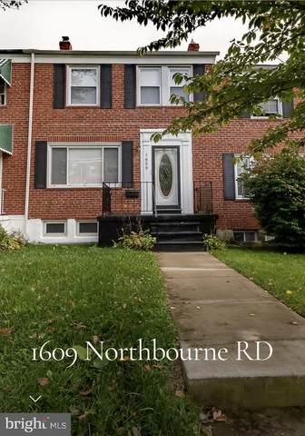 1609 NORTHBOURNE ROAD, NORTHWOOD, MD 21239 (#MDBA525920) :: Advon Group