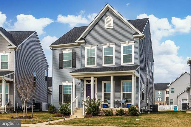 6525 White Mulberry Lane, FREDERICK, MD 21703 (#MDFR271464) :: AJ Team Realty