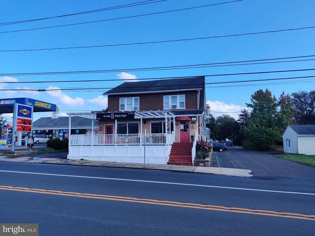 664-666 E Broad Street, SOUDERTON, PA 18964 (#PAMC665302) :: ExecuHome Realty