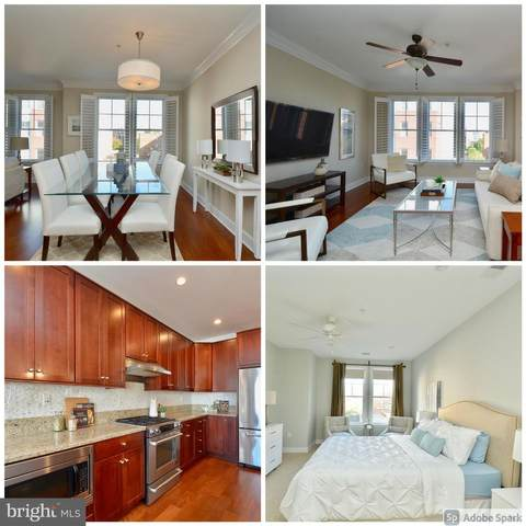 1418 N Rhodes Street B410, ARLINGTON, VA 22209 (#VAAR170376) :: Tom & Cindy and Associates