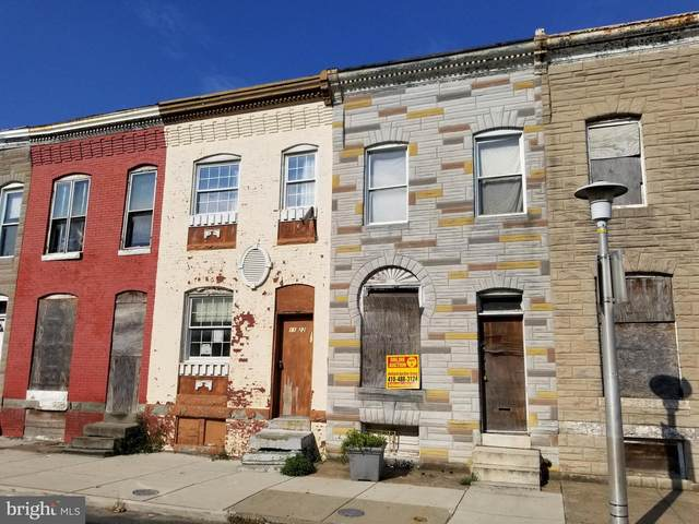 1124 Mckean Avenue, BALTIMORE, MD 21217 (#MDBA525936) :: Great Falls Great Homes