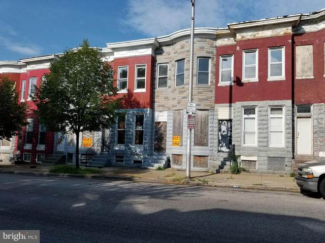 1716 N Monroe Street, BALTIMORE, MD 21217 (#MDBA525944) :: Bruce & Tanya and Associates