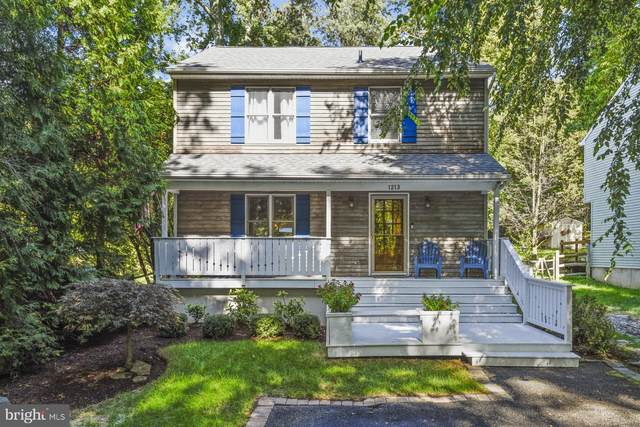 1213 Crummell Avenue, ANNAPOLIS, MD 21403 (#MDAA448104) :: Pearson Smith Realty