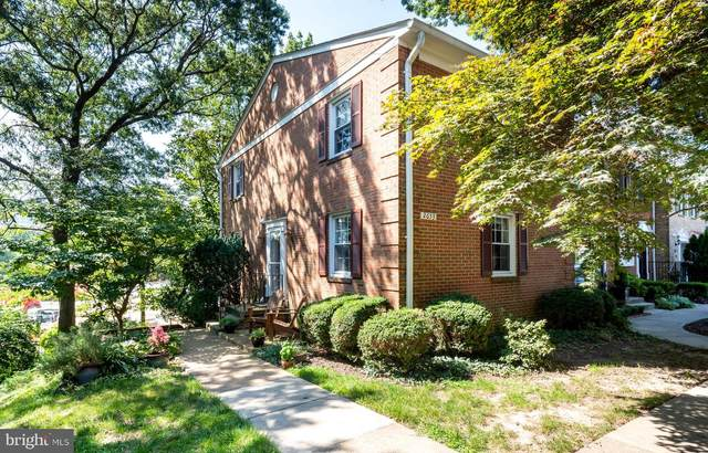 2653 Centennial Court, ALEXANDRIA, VA 22311 (#VAAX251524) :: Tom & Cindy and Associates