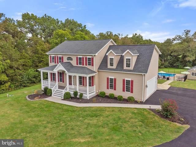 11475 Cemetery Road, BEALETON, VA 22712 (#VAFQ167494) :: Jacobs & Co. Real Estate
