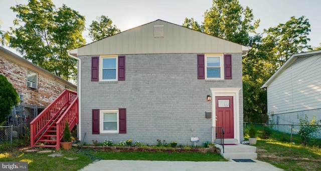 2003 Spaulding Avenue, SUITLAND, MD 20746 (#MDPG582752) :: The Maryland Group of Long & Foster Real Estate