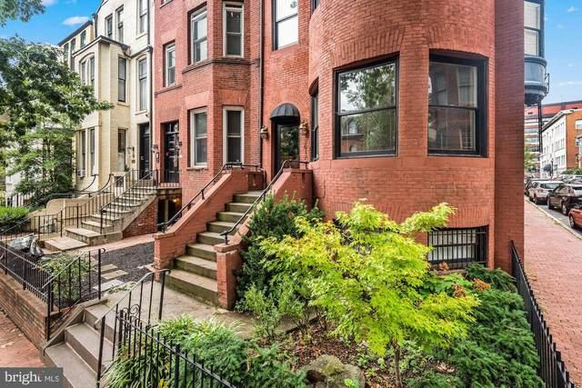 2017 O Street NW #3, WASHINGTON, DC 20036 (#DCDC489162) :: The Riffle Group of Keller Williams Select Realtors