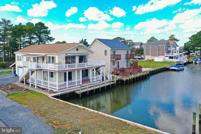 30131 New Castle Road, DAGSBORO, DE 19939 (#DESU170122) :: CoastLine Realty