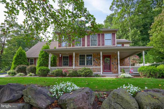 88 Ridge Avenue, EPHRATA, PA 17522 (#PALA170902) :: The Heather Neidlinger Team With Berkshire Hathaway HomeServices Homesale Realty