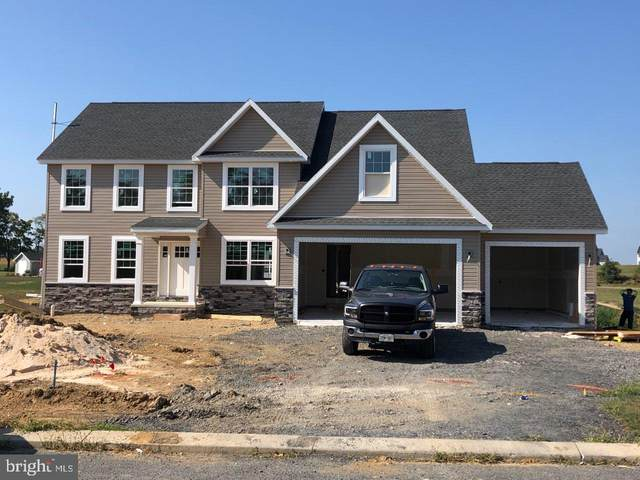 Lot 18 - 202 Delanie Drive, GREENCASTLE, PA 17225 (#PAFL175518) :: The Joy Daniels Real Estate Group