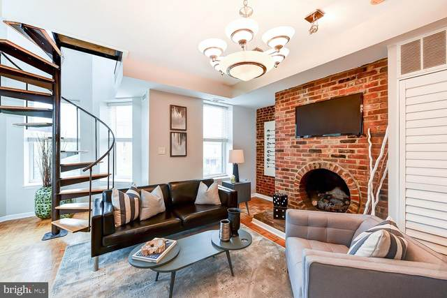 1302 Irving Street NW #200, WASHINGTON, DC 20010 (#DCDC489170) :: Tom & Cindy and Associates