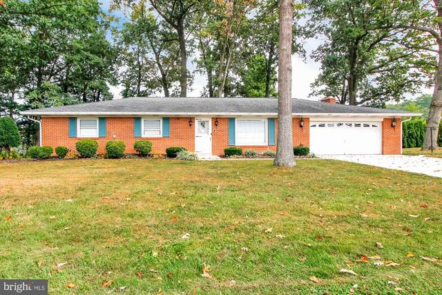 25 Oak Hills Drive, HANOVER, PA 17331 (#PAYK146302) :: Bob Lucido Team of Keller Williams Integrity