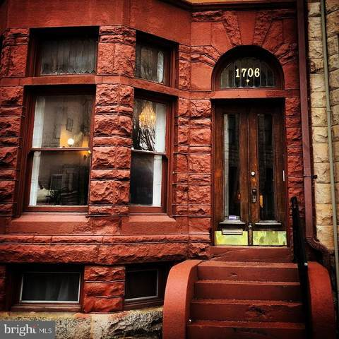 1706 Saint Paul Street, BALTIMORE, MD 21202 (#MDBA525988) :: Speicher Group of Long & Foster Real Estate