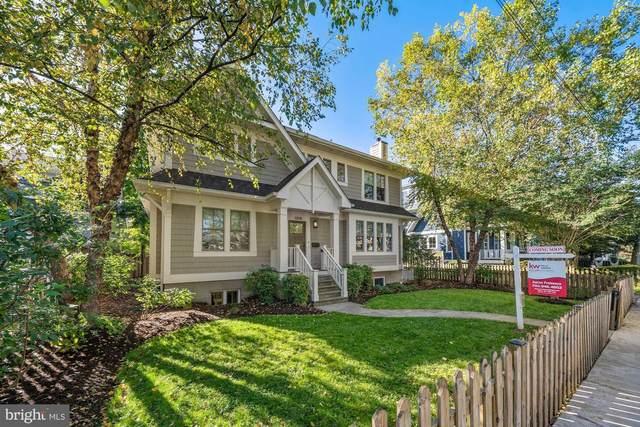 2208 18TH Street N, ARLINGTON, VA 22201 (#VAAR170398) :: Blackwell Real Estate