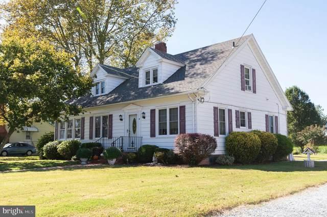 6 South Main Street, EAST NEW MARKET, MD 21631 (#MDDO126138) :: McClain-Williamson Realty, LLC.
