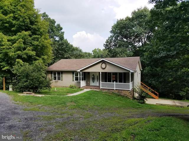 260 Pleasing Drive, RIDGELEY, WV 26753 (#WVMI111442) :: Bruce & Tanya and Associates