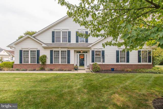 296 Kingsfield Drive, SOUDERTON, PA 18964 (#PAMC665382) :: Ramus Realty Group