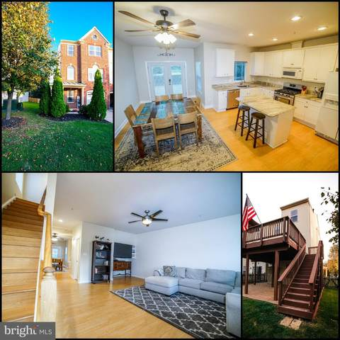 1011 Collindale Avenue, MOUNT AIRY, MD 21771 (#MDFR271490) :: The Putnam Group