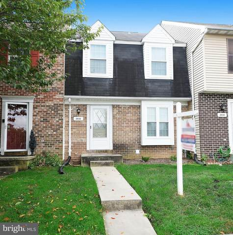 2832 Meredith Court, ABINGDON, MD 21009 (#MDHR252358) :: City Smart Living