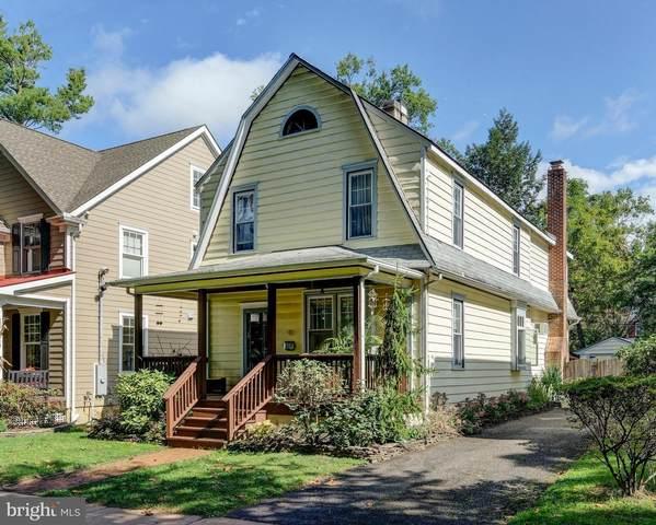 41 Friends Avenue, HADDONFIELD, NJ 08033 (MLS #NJCD403718) :: The Dekanski Home Selling Team