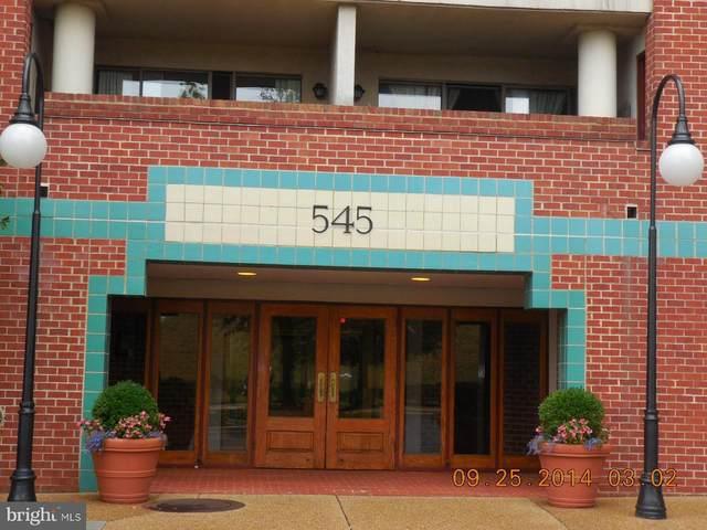 545 Braddock Road #505, ALEXANDRIA, VA 22314 (#VAAX251536) :: Nesbitt Realty