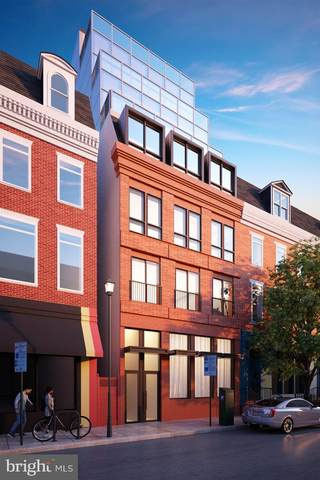 262 S 16TH Street #6, PHILADELPHIA, PA 19102 (#PAPH939842) :: The Lux Living Group