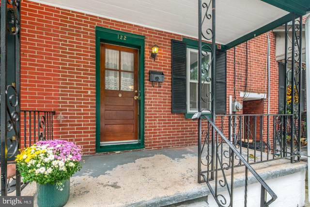 122 Fowler Avenue, HADDONFIELD, NJ 08033 (MLS #NJCD403728) :: Kiliszek Real Estate Experts