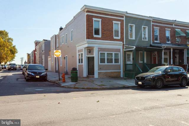 2643 Barclay Street, BALTIMORE, MD 21218 (#MDBA526016) :: The MD Home Team