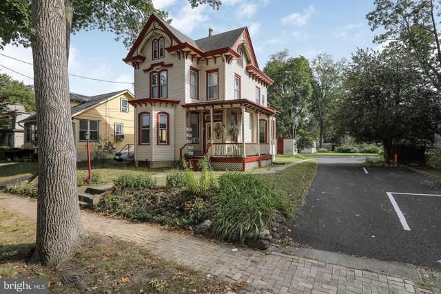 16 Lincoln Avenue, HADDONFIELD, NJ 08033 (MLS #NJCD403736) :: The Dekanski Home Selling Team