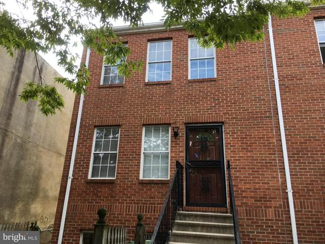 1116 N Central Avenue, BALTIMORE, MD 21202 (#MDBA526018) :: The MD Home Team