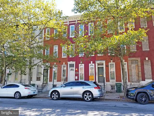 1143 N Mount Street, BALTIMORE, MD 21217 (#MDBA526024) :: The Riffle Group of Keller Williams Select Realtors