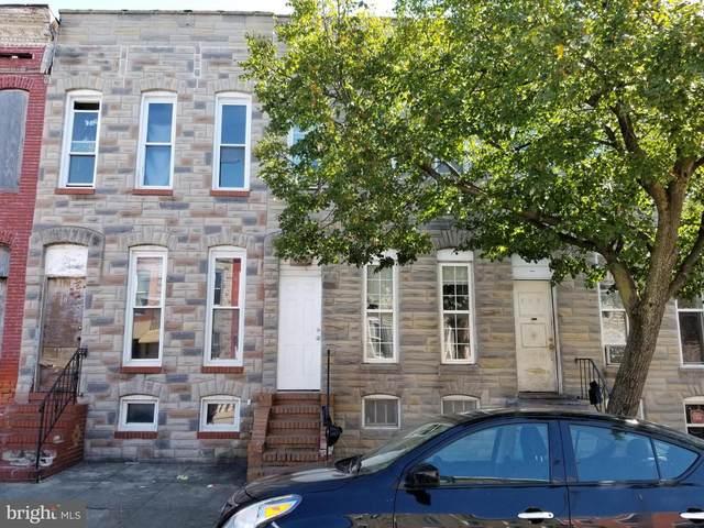 407 S Smallwood Street, BALTIMORE, MD 21223 (#MDBA526026) :: The Riffle Group of Keller Williams Select Realtors