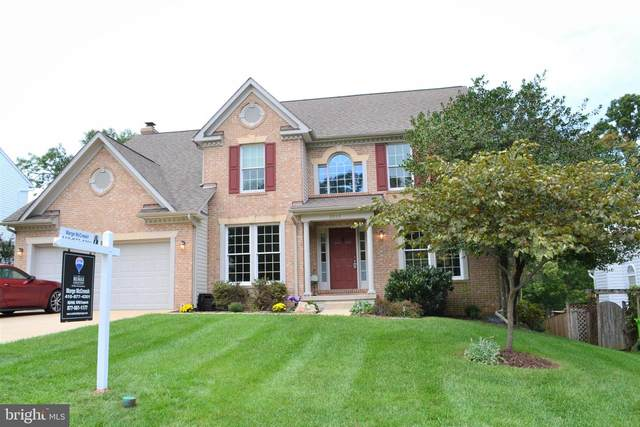 3212 Holly Knoll Court, ABINGDON, MD 21009 (#MDHR252366) :: ExecuHome Realty