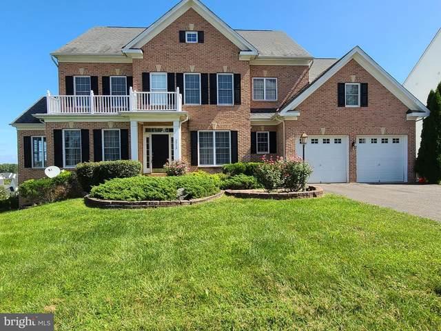 3316 Dondis Creek Dr Dondis Creek Drive, TRIANGLE, VA 22172 (#VAPW505870) :: SURE Sales Group