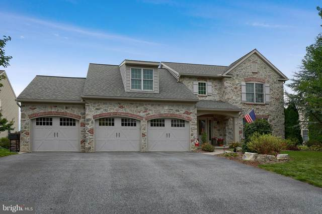 29 Violets Path, ELIZABETHTOWN, PA 17022 (#PALA170938) :: The Heather Neidlinger Team With Berkshire Hathaway HomeServices Homesale Realty