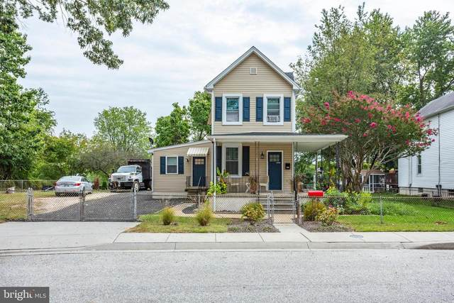 2705 Ottawa Avenue, BALTIMORE, MD 21230 (#MDBA526050) :: SURE Sales Group