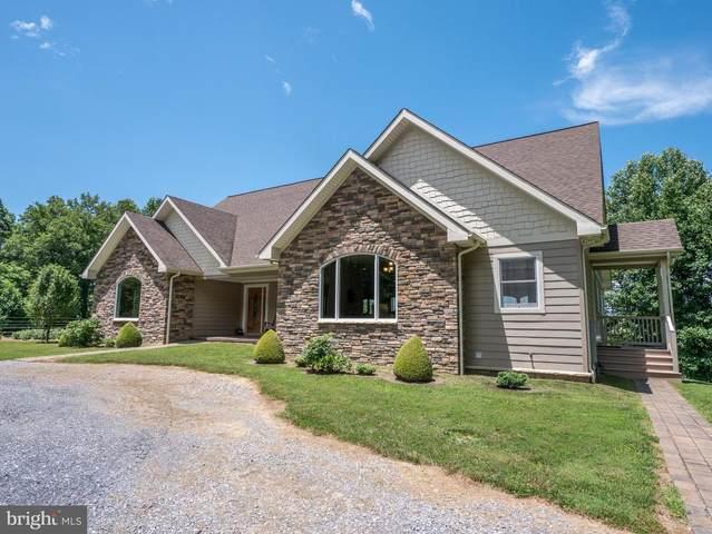 21654 Forest Homes Dr., ELKTON, VA 22827 (#VARO101382) :: AJ Team Realty