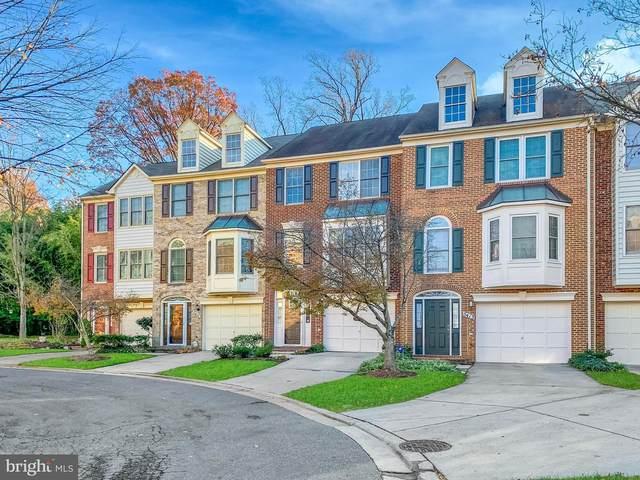 5415 Whitley Park Terrace #45, BETHESDA, MD 20814 (#MDMC727774) :: The Sky Group