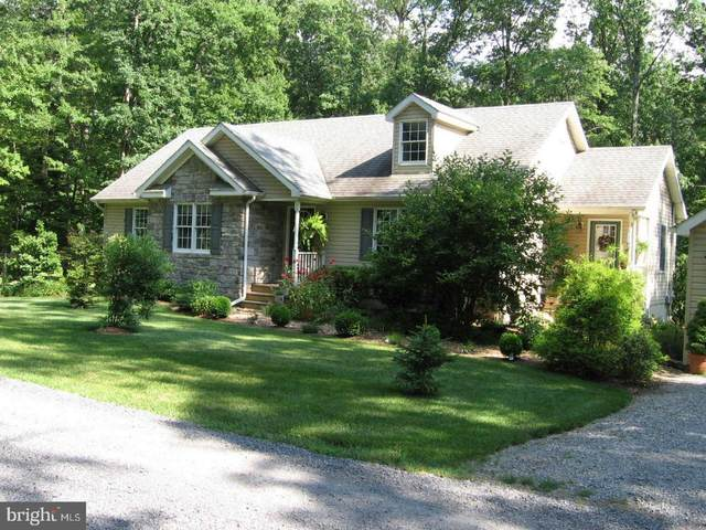 18 Whippoorwill Lane, HARPERS FERRY, WV 25425 (#WVJF140296) :: Better Homes Realty Signature Properties