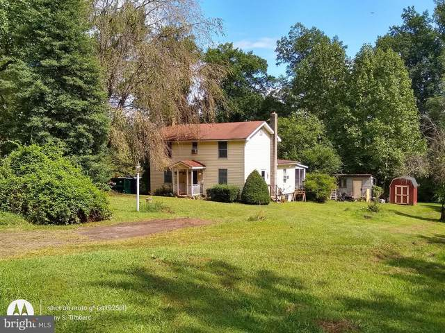 293 Piedmont Avenue, WASHINGTON, VA 22747 (#VARP107586) :: Jacobs & Co. Real Estate