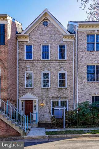 105 Rees Place, FALLS CHURCH, VA 22046 (#VAFA111624) :: Nesbitt Realty