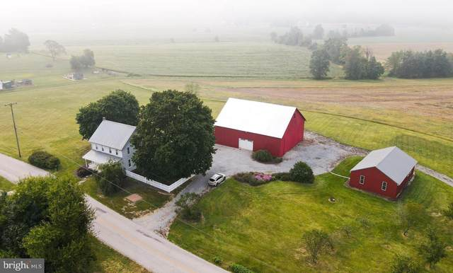 75 Bentz Mill Road, EAST BERLIN, PA 17316 (#PAYK146354) :: The Craig Hartranft Team, Berkshire Hathaway Homesale Realty