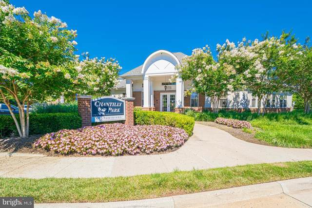 3840 Lightfoot Street #145, CHANTILLY, VA 20151 (#VAFX1158196) :: EXP Realty