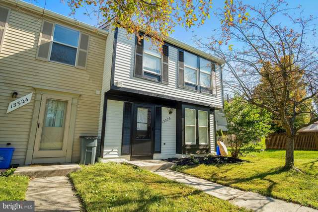 15526 Norge Court, BOWIE, MD 20716 (#MDPG582824) :: SP Home Team