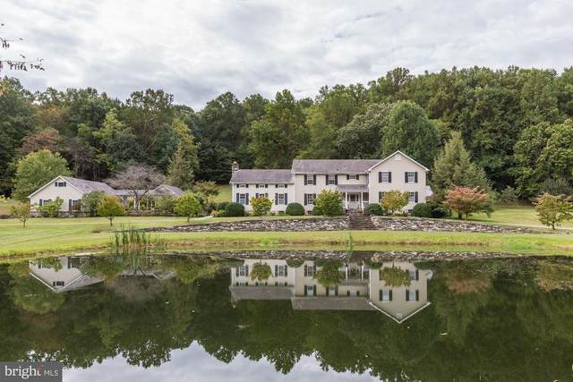8730 Fox Gap Road, MIDDLETOWN, MD 21769 (#MDFR271540) :: Bruce & Tanya and Associates