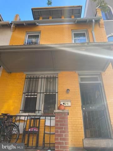926 Euclid Street NW, WASHINGTON, DC 20001 (#DCDC489302) :: The Sky Group